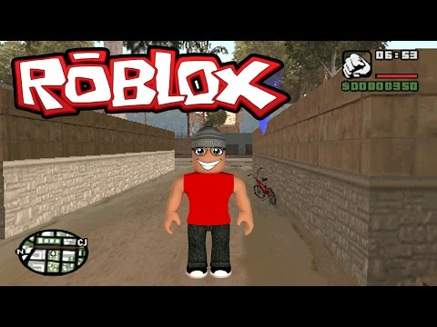 Roblox – GTA no Roblox ( Grand Blox Auto )