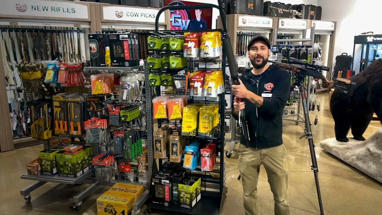 Come grab some hunting supplies! They are on sale, 20% off while supplies last, thru 10/31/2021.