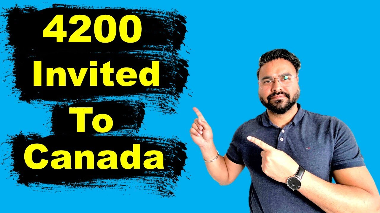4200 People Are Invited To Canada | Canada Immigration 2020 | Canada Couple