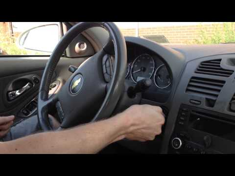 How to program a GM Chevrolet Pontiac GMC Buick Transponder Key