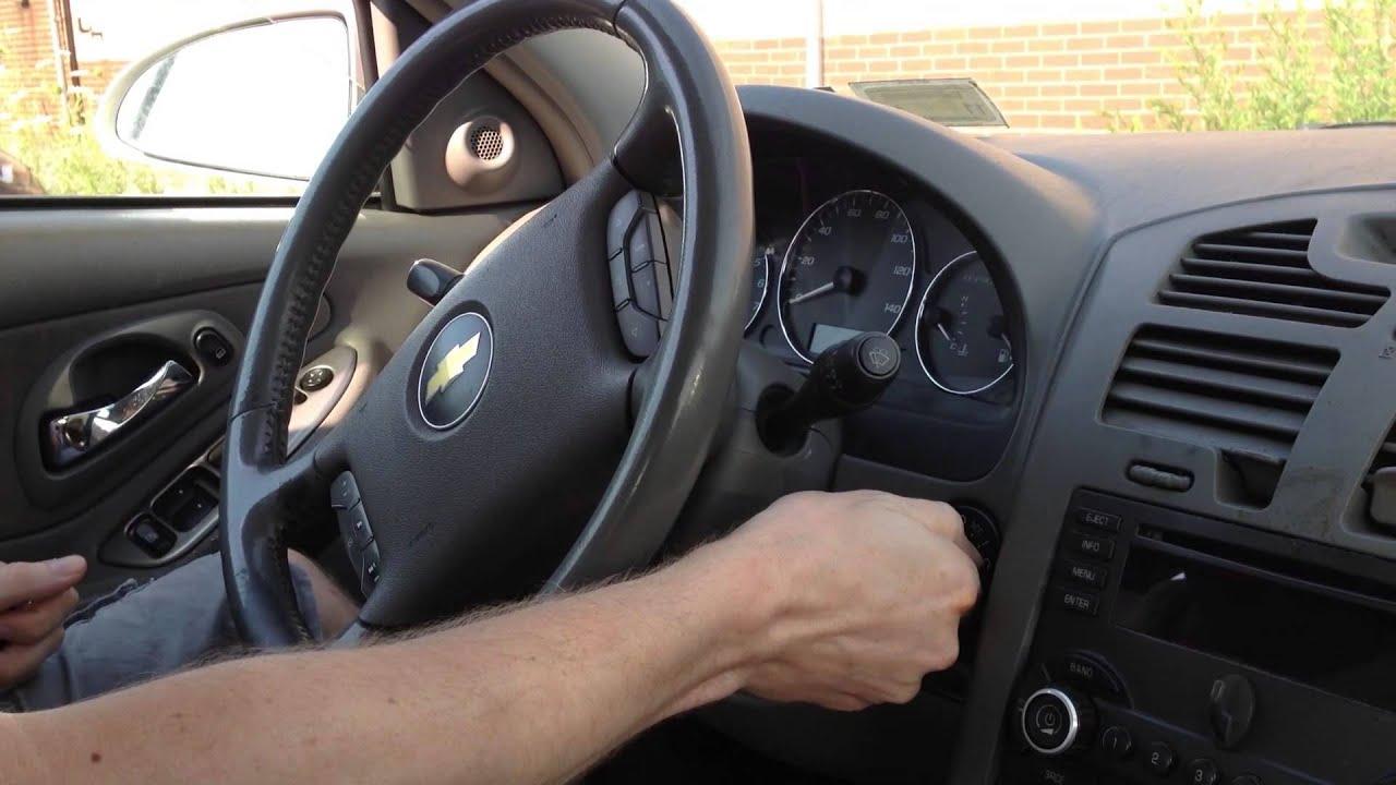 How to program a GM Chevrolet Pontiac GMC Buick Transponder Key