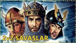 2v2 MEYDAN MUHAREBESİ | Age of Empires II