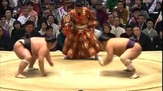 Мартовский турнир по Сумо 2014, 13-15 дни Хару Басё Осака  Haru Basho Osaka