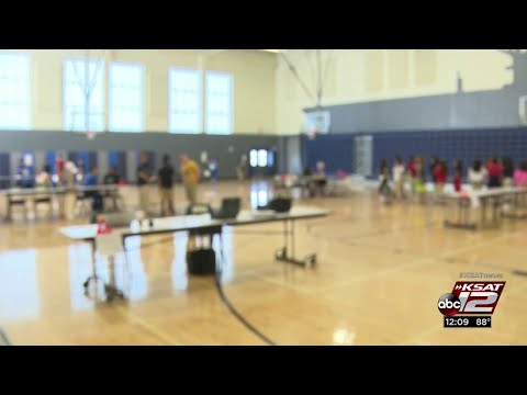 Nimitz Middle School Students Get Free Physicals