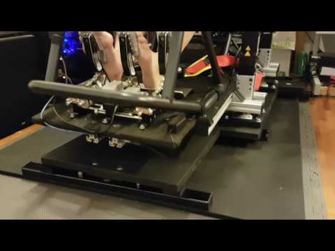 D-box on Simxperience Rear Traction Loss 1