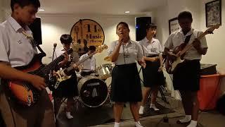 เพลง Good morning teacher อะตอม ชนกันต์ Cover by วง The Pink Panda ร.ร.วังเมืองชนประสิทธิ์วิทยาคม