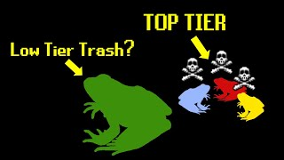 The Frog Tier List