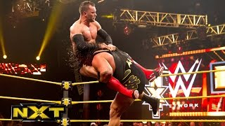 Finn Bálor vs. Rhyno: WWE NXT, June 3, 2015