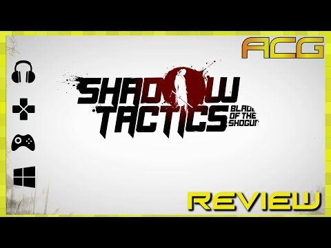 Shadow Tactics Blades