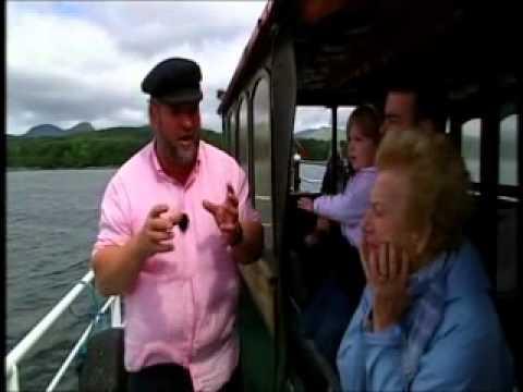 Seafari on RTE Television's Nationwide programme