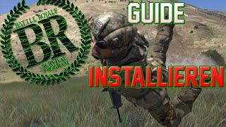 Battle Royale Mod Guide für ARMA 3 Installieren, Download (German, Deutsch)