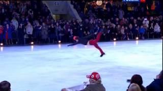 Дима Билан и Натали Баяра - Зажигай свою звезду (Гимн Олимпийских игр 2014 в Сочи (16.03.14)