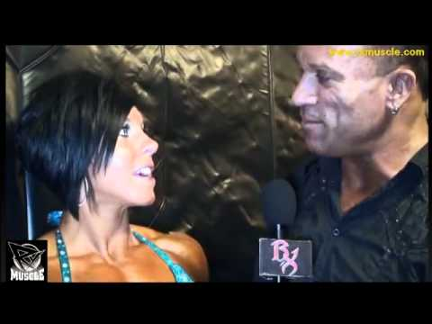 Dana Linn Bailey - Dave Palumbo Interview for RXMUSCLE