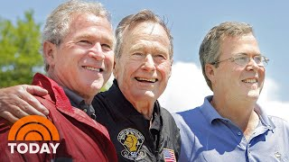 Bush Family Shares Statements On George H.W. Bush's Death | TODAY