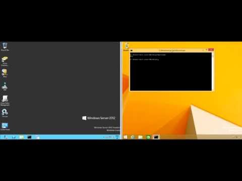 Windows Server 2012 Net View 6118 System Error fix and Shut down PC remotely with CMD