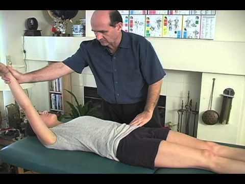 Kinesiology Institute Muscle Tests With John Maguire (https://KinesiologyInstitute.com)