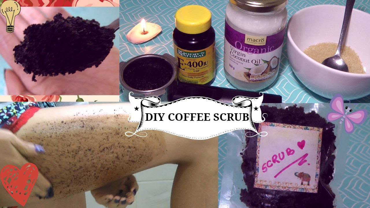 b156110adc018 How to Get Rid of Cellulite - DIY Natural and Effective Anti Cellulite  Coffee Scrub