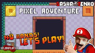 Pixel Adventure Gameplay (Chin & Mouse Only) (FULL)