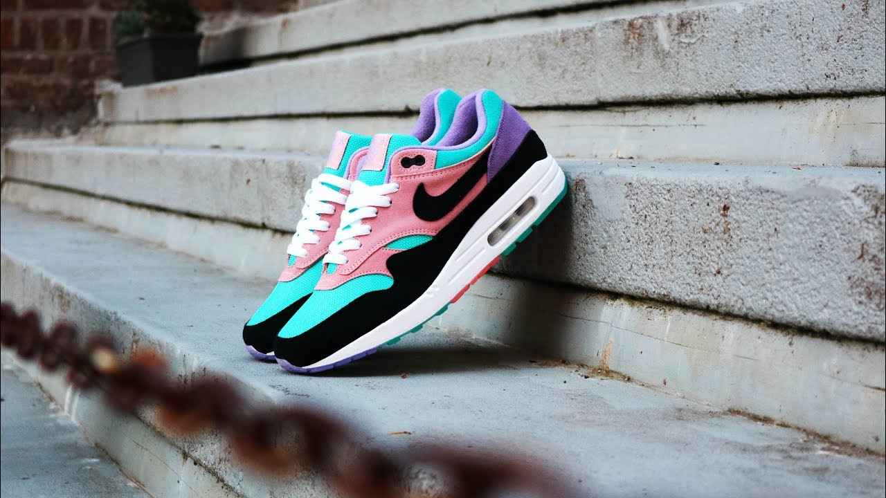 Kixfix Nike Air Max 1 'Have A Nike Day' unboxing, review