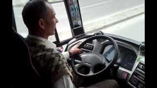 """Vozac autobusa """"AUTOPREVOZ KIKINDA"""""""