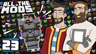 Minecraft All The Mods #23 - The Mayor's Armour