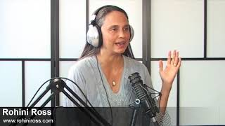 Rohini Ross on Insightful Conversations with Del Adey-Jones 02.26.19