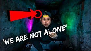 Forgotten underground military tunnels (WE WERE NOT ALONE)