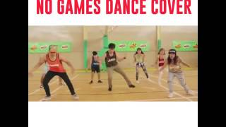 No Games Dance Cover By  Ex Battalion ft. King Badger X Skusta Clee