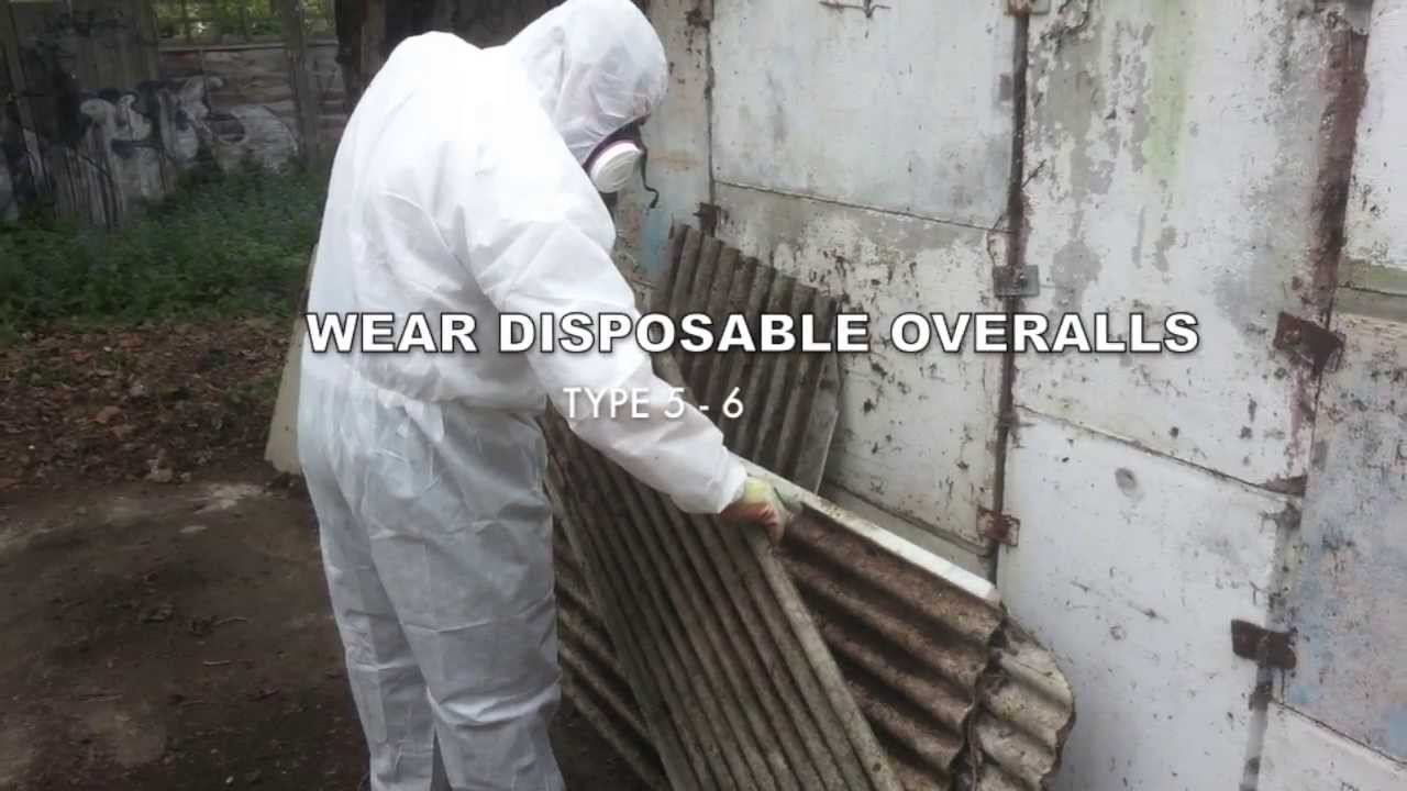 Asbestos Garage Roof Removal Quick Guide