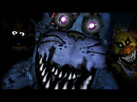 ARE YOU BRAVE ENOUGH? | Five Nights at Freddy's 4