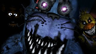 ARE YOU BRAVE ENOUGH Five Nights at Freddy s 4 Part 1