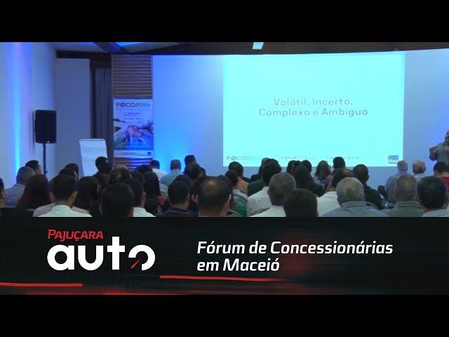 SINCODIV/AL promove Fórum de Concessionárias em Maceió
