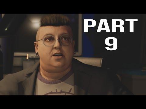 Watch Dogs 2 Walkthrough Part 9 Gameplay - Lenni Hacker War