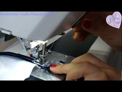 Sposoby przyszywania lamówki jak przyszyć lamówkę tutorial odc 2 from YouTube · Duration:  2 minutes 51 seconds