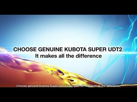 Kubota Genuine Transmission Oil