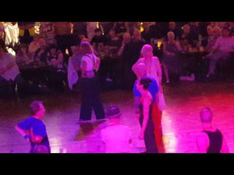 Blackpool Tower Soul Weekender - The Masters Over 35s Dance Competition 2017