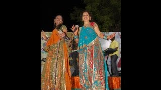 Antar Mantar Jadu Mantar   - Sarla Dave- Gujarati Garba Songs - 2010 Kalol - Day 2 - Part 10