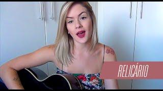 Relicário | Cássia Eller | Cover Carina Mennitto