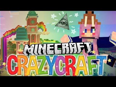 Illuminati Fail Pranks | Ep 18 | Minecraft Crazy Craft 3.0