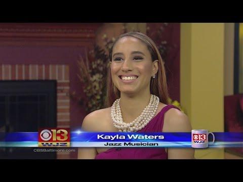 Coffee With: Jazz Musician Kayla Waters