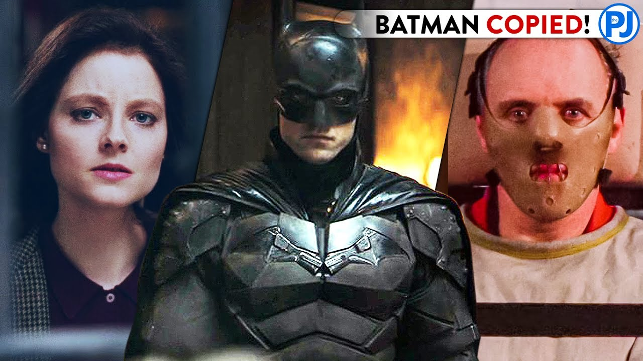 Batman Movie is COPIED? Batman Trailer 2021 - PJ Explained