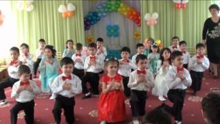 Финал праздника 8 марта (Видео Sirin)