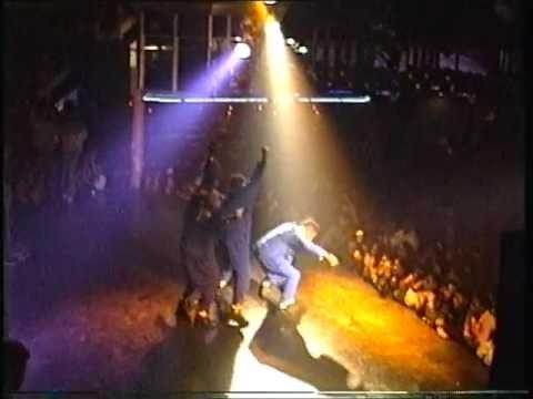 Hip Hop/Swingbeat Dance Contest 1992 Part 3: The Magical Band (Belgium)