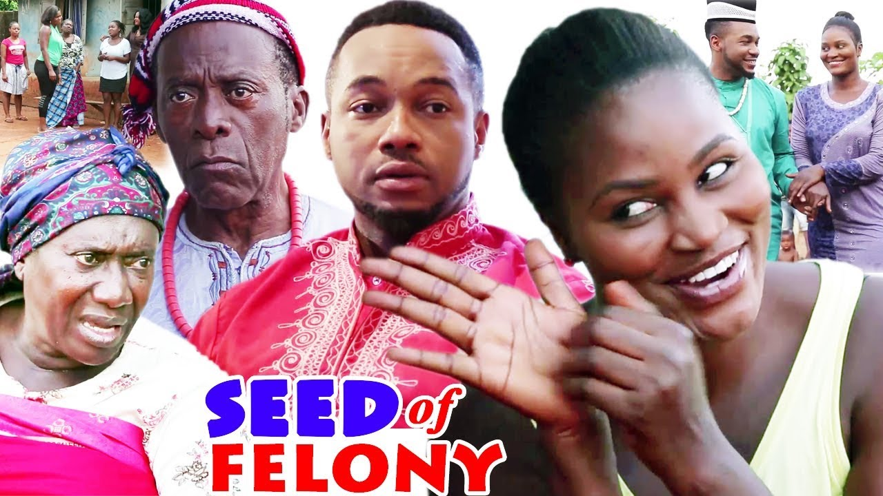 Download Seed Of Felony Season  3&4 ( Chizzy Alichi) - 2019 Latest Nigerian Movie FULL HD