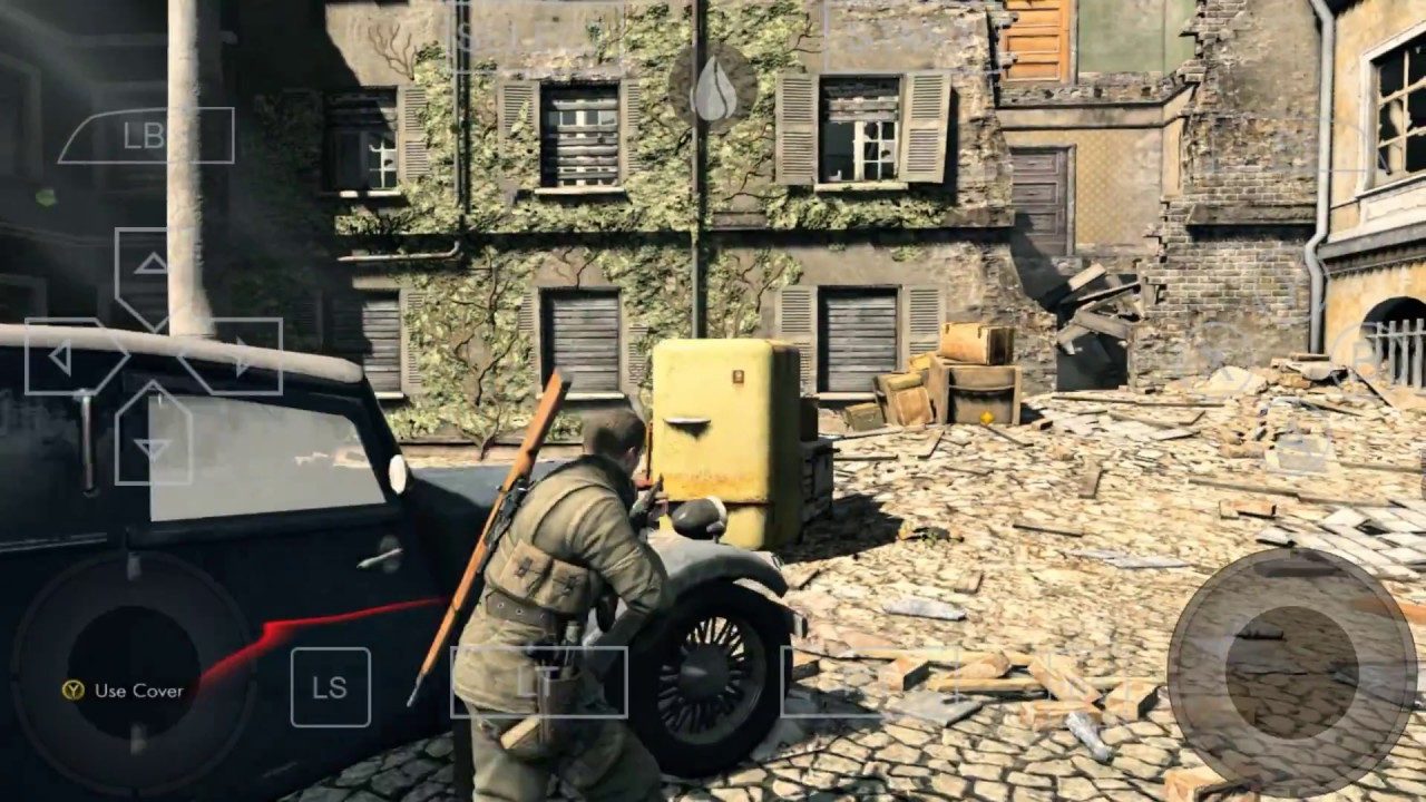 sniper elite v2 android free download
