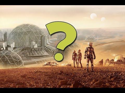 Quel Futur Pour la Colonisation Spatiale? PARTIE 1: Bases spatiales, commerce interplanétaire etc.
