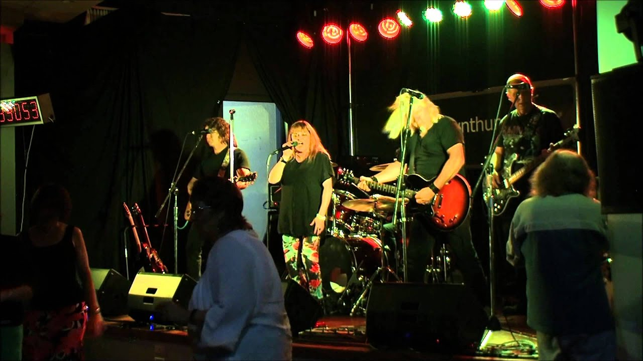 Highway to Hell ACDC, (covered by Downthunder) - YouTube