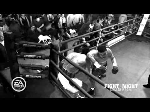 Joe Louis vs Muhammad Ali fight night champion ps3