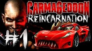Thumbnail für das Carmageddon: Reincarnation Let's Play