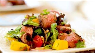 Beth's Thai Beef Salad Recipe | ENTERTAINING WITH BETH